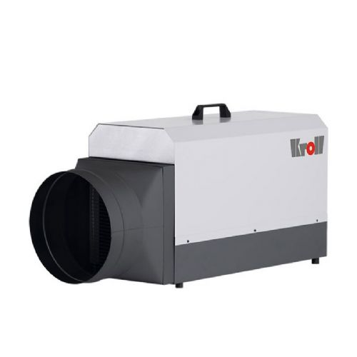 Kroll E18SH 3 Phase Industrial Electric High Temperature Heater (18kW / 61000Btu) 415V~50Hz
